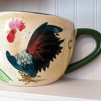 Coffee Mugs and Tea Set