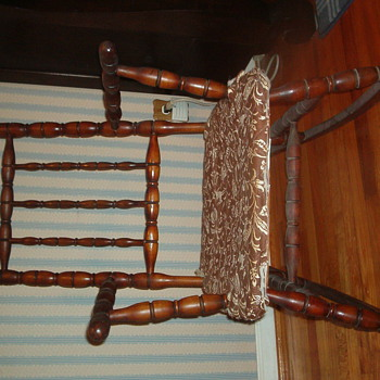 Early American Rocking Chair - Furniture