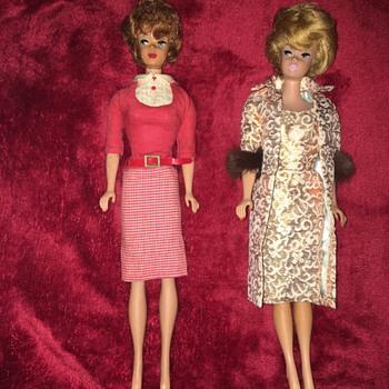 Barbie and midge