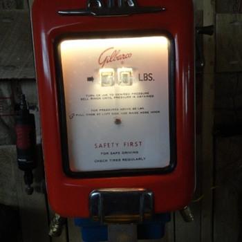 Gilbaro Air Meter. Ecco Meter. - Petroliana