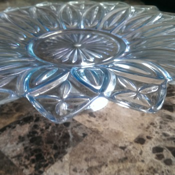 Made in England Cake Dish - Glassware