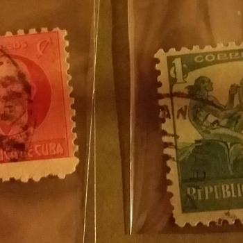 stamps of Cuba - Stamps