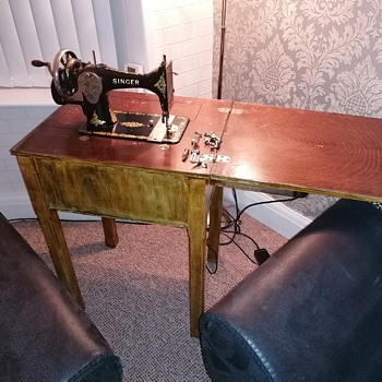 Age of my singer sewing machine  - Sewing