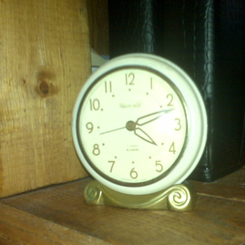 I love to find things that fit right in my house! - Clocks