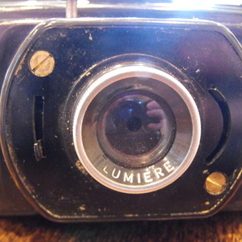 Unknown Lumière camera