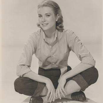 Grace Kelly Promo Photo (1954)