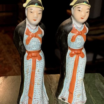 Two Chinese Nuns? - Asian