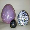 Monica Backström eggs for Boda