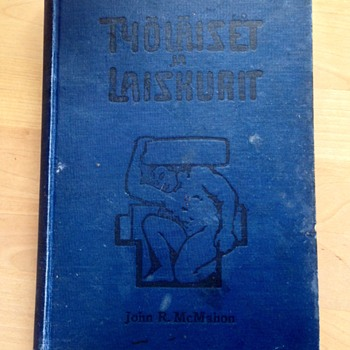 1909 Finnish book - Books