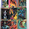MARVEL COMICS CARDS