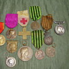 Old Medals with big question....