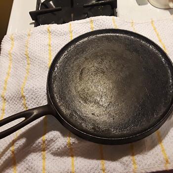 my WARDWAY #1435 cast iron griddle - Kitchen