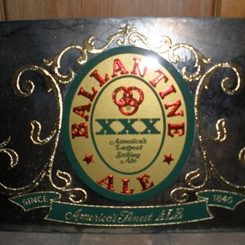 BALLANTINE - Breweriana