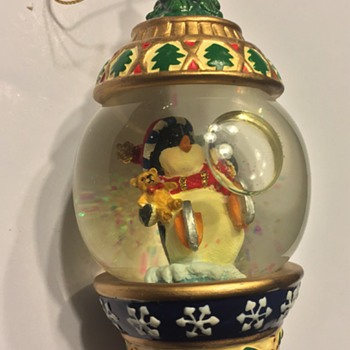 More Cloth, Glass, Beads Vintage Ornaments !! - Christmas