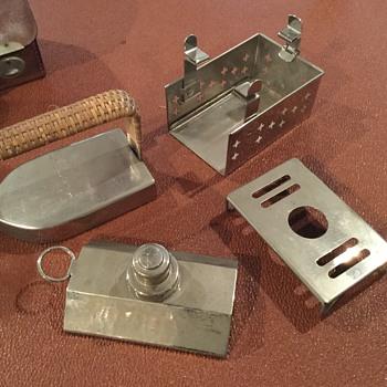 Iron and spirit burner - Tools and Hardware