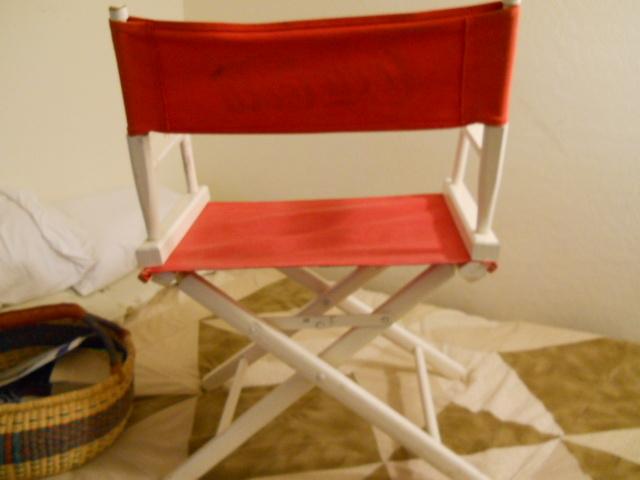 & CocaCola wooden directors chair | Collectors Weekly