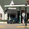 Model A Street Rod / Old Gas Station
