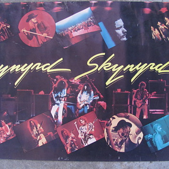 Lynyrd Skynyrd - Posters and Prints