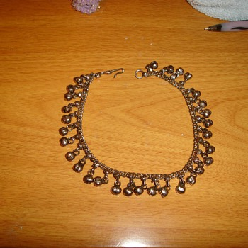 Possibly Victorian - Costume Jewelry