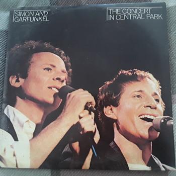 Simon & Garfunkel  - Records