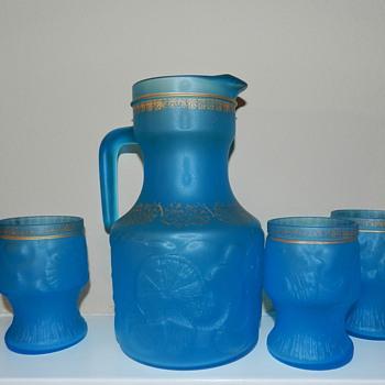ITALIAN GLASS - Glassware