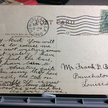 Frank Burns and Margaret Houlihan  - Postcards