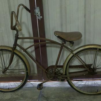 newly found bike!