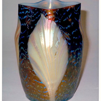 From a private collection- All Loetz- Part 3 - Art Glass