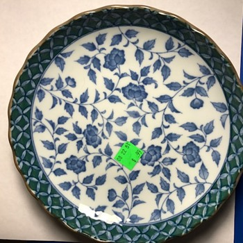 less than a dollar find - China and Dinnerware