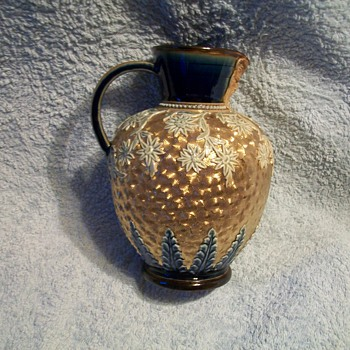 Doulton Jug - China and Dinnerware
