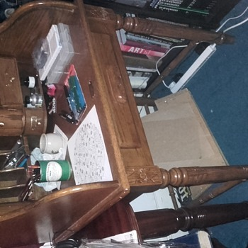 roll top writing desk