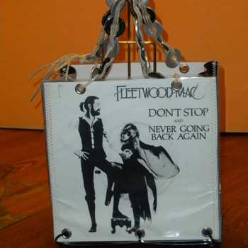 Fleetwood Mac Handbag - Music Memorabilia