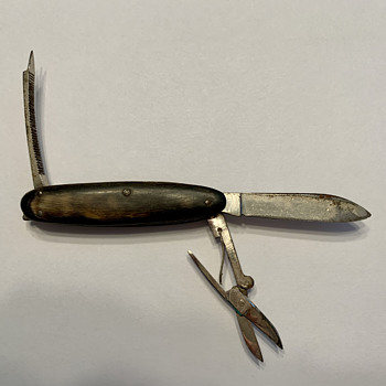 Pocket knife and case - Tools and Hardware
