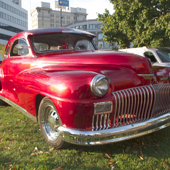 Late 30s Early 40s Desoto - Classic Cars