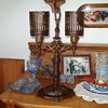 Vintage 1920s Lamp - J.J. Braze - N.Y.C.
