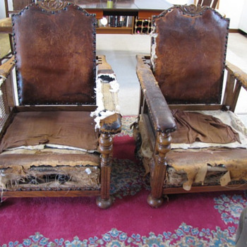 My mystery chairs - Furniture