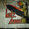 led zepplin banner
