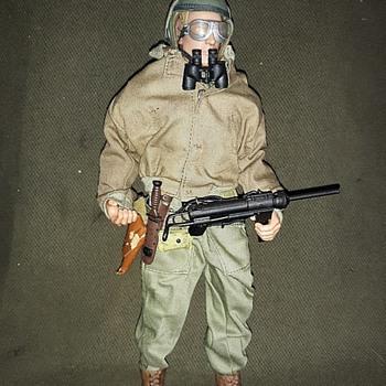Ultimate Soldier Tank Commander Uniform Set Circa 2000 - Toys