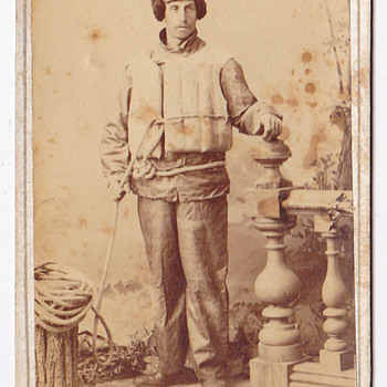 some very unique CDV's - Photographs