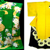Vintage Japanese Kimonos & Haoris