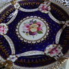 Set of Two Beautiful Hand-Painted Plates