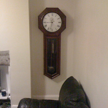 Came to us via Belfast. Anyone know a date? - Clocks
