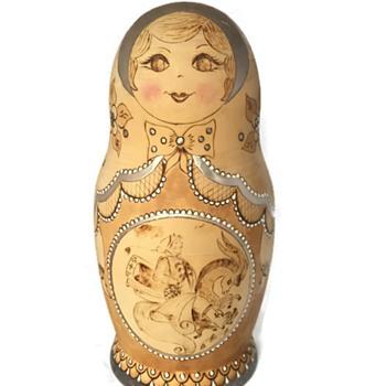 Nesting Dolls!!!  - Dolls