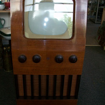 Television from 1952 - Electronics