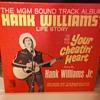 Soundtrack Week..#3..'Hank Williams Life Story'..On 33 1/3 RPM Vinyl