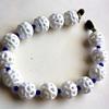 Vintage bracelet, interesting beads