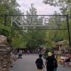 Knoebel's Amusement Park Neon Sign