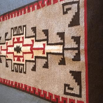 Pretty Native Style rug - Native American