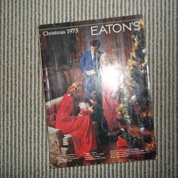 Eaton's 1975 Christmas catalogue - Books