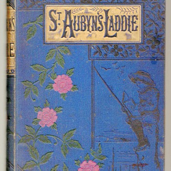 """St. Aubyn's Laddie"" by Eliza C. Phillips - 1882 - Books"
